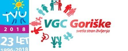 DEJAVNOSTI VGC Goriške: 4.6. – 8.6.2018